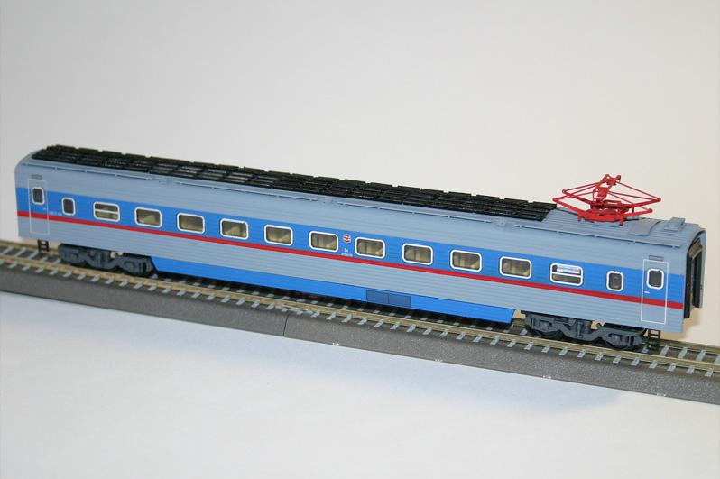 вагона ЭР200.
